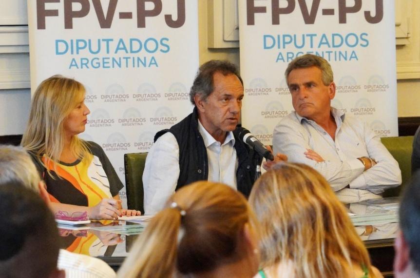CFK vice: la reacción del resto de los dirigentes que se lanzaron a la presidencia