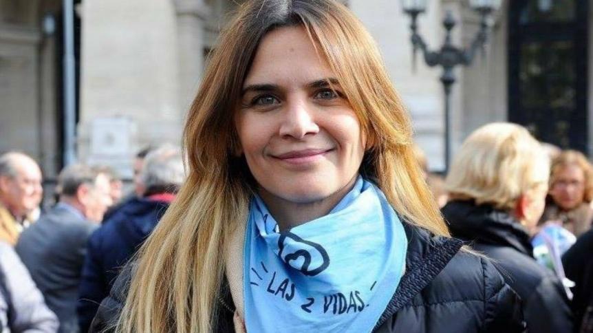Amalia Granata fue electa diputada provincial en Santa Fe