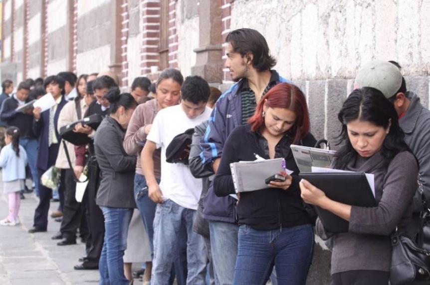 Estudio advierte por la desocupación encubierta y señala que 5 millones buscan trabajo